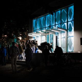 Silver Ratio – Künstlerhaus Graz Facade